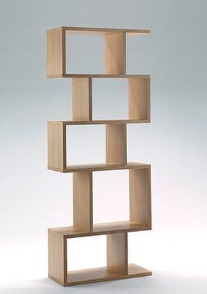 Terence Conran: Balance alcove shelving