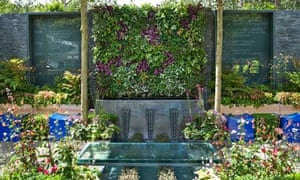 Designing Small Gardens Thinking Big Life And Style The Guardian