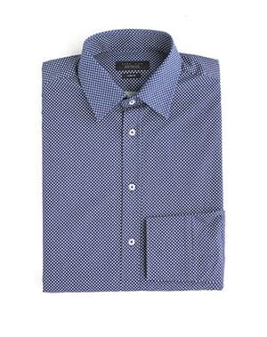 xmas gifts: Men's star print shirt