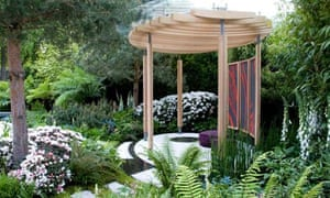 Thomas Hoblyn's 2011 Chelsea show garden