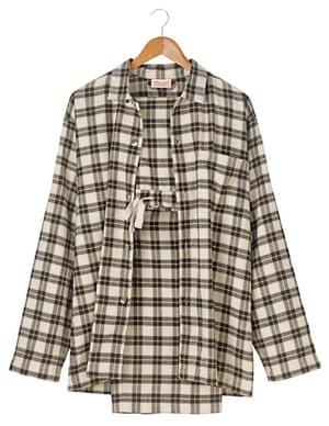 Xmas gifts Weekend: Men's plaid pyjamas