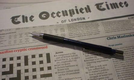 Crossword roundup: occupational hazards