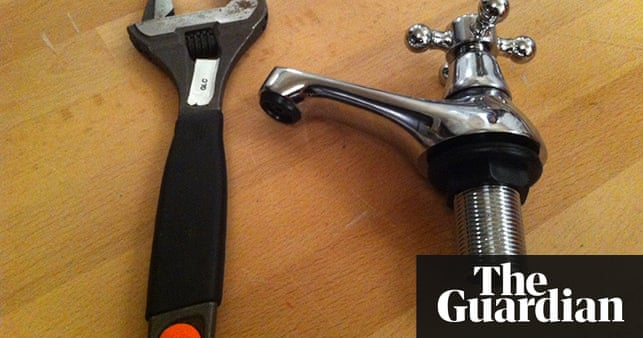 How to change a tap washer - in pictures | Life and style | The Guardian