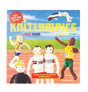 G2 Xmas gifts: Knitlympics book