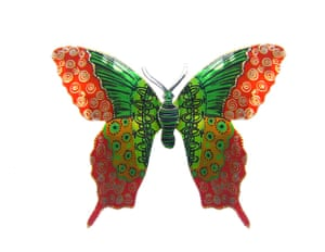 xmas-jewellery-over20: Butterfly brooch by Melanie Thompson
