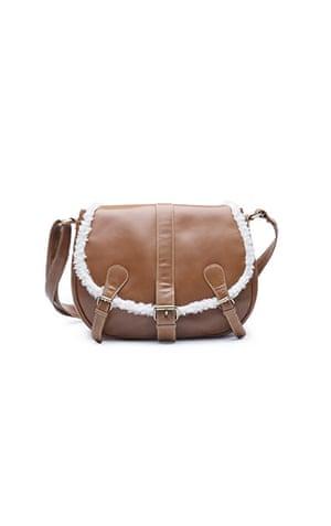 xmas-jewellery-over20: Temple Moray tan leather bag