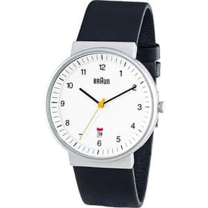 xmas-jewellery-over20: Men's Braun watch