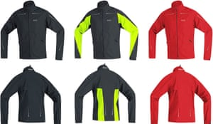 Winter running: Gore Running Mythos GT Jacket