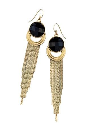 Stocking fillers: Osaka earrings