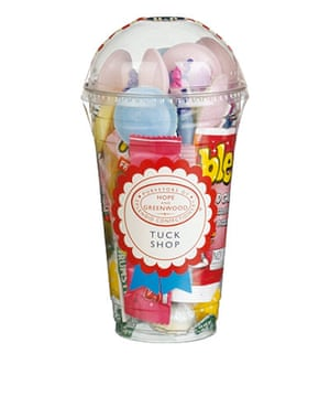 Stocking fillers: Tuckshop sweets
