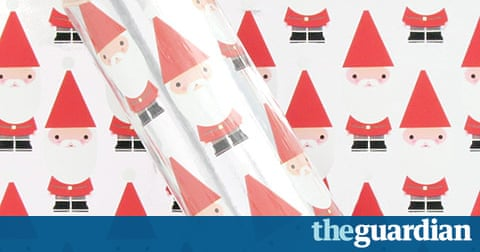 Best christmas cards and wrapping paper in pictures for Best christmas wrapping paper