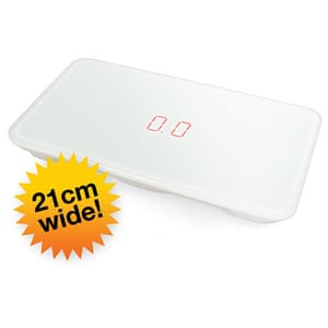 worst xmas gifts: Portable body scales