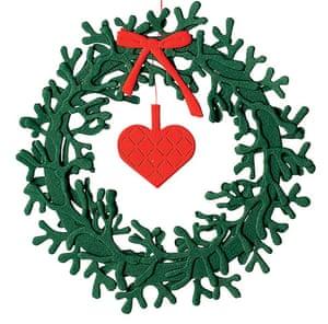 Baubles: Lille Krans paper wreath