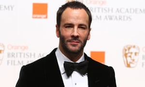 Tom Ford at the Baftas