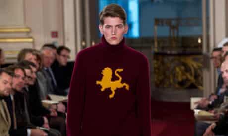 London fashion week: E Tautz menswear