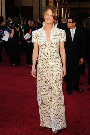 Oscars: Oscars: Melissa Leo
