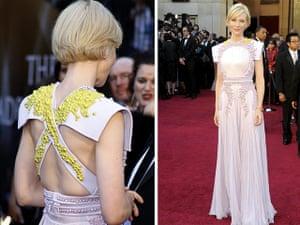 Oscars: Cate Blanchett at the Oscars 2011