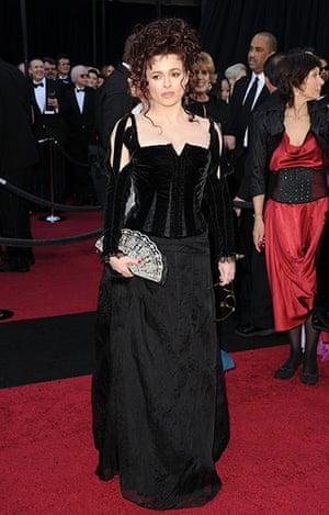 Oscars: Helena Bonham Carter at the Oscars