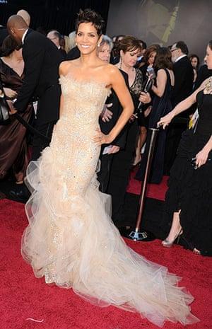 Oscars: Halle Berryat the Oscars