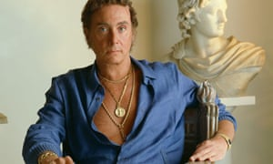 Bob Guccione, founder and publisher of 'Penthouse' magazine