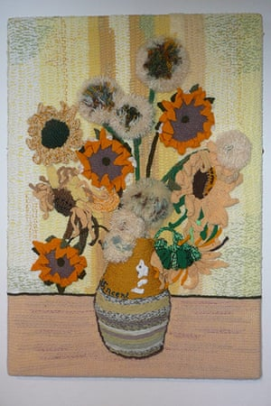 Knitted art: Knitted art