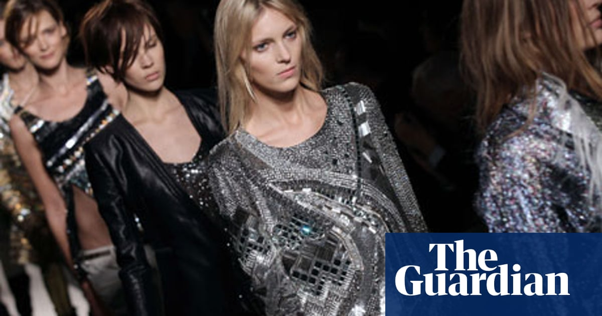 Paris Fashion Week Disappearing Designers And The Importance Of Lame Fashion Weeks The Guardian