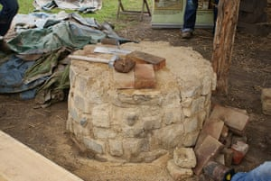 Pizza oven: 2