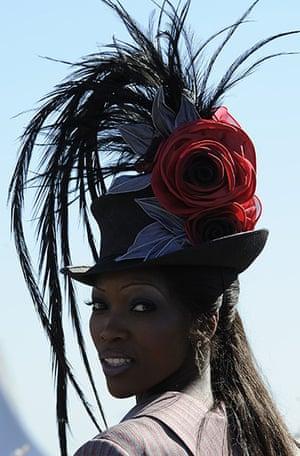 Ladies Day at Aintree: Aintree racing
