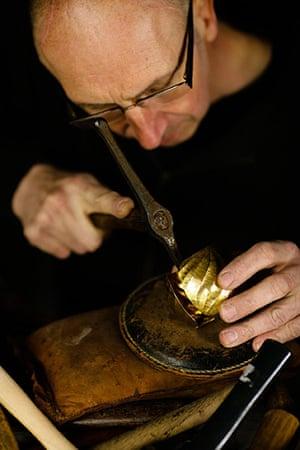 Masters of craft: Wayne Victor Meeten