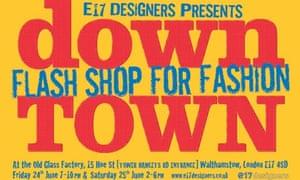 E17 designers present downtown