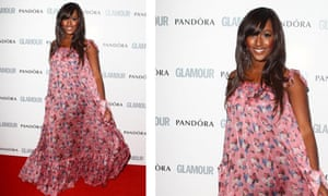 Glamour WAlexandra Burke arrives at the Glamour Women Of The Year Awards