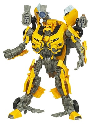 Hamley's Christmas toys: Top ten toys: Transformers 3 Mech Tech Leader Asst