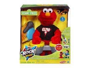Hamley's Christmas toys: Top ten toys: Rock on Elmo