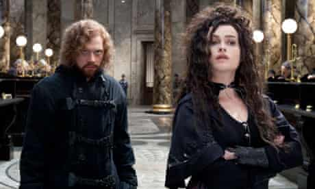 some interesting sartorial choices to emulate from Harry Potter and the Deathly Hallows: Part 2