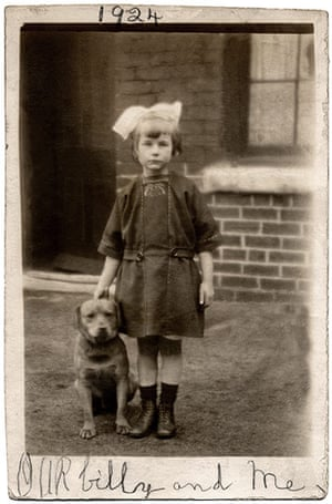 Vintage dogs: Our Billy