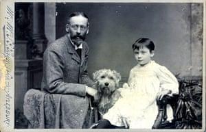 Vintage dogs: A Glen of Imaal terrier