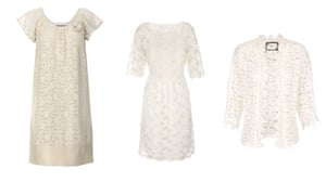 PIeces from Minna's wedding collection