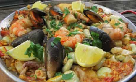 Nice as paella ... Felicity Cloake's recipe for perfection.