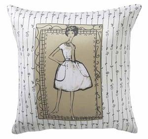 Horrockses: Georgina silk cushions