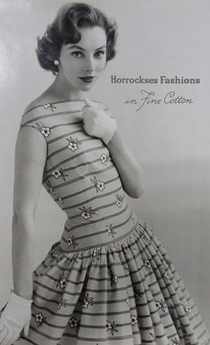 Horrockses: Horrockses evening gown