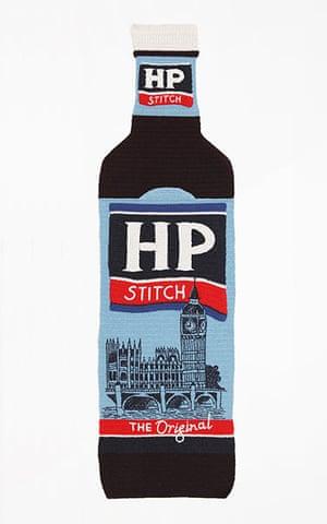 Crocheted delicacies: HP Stitch