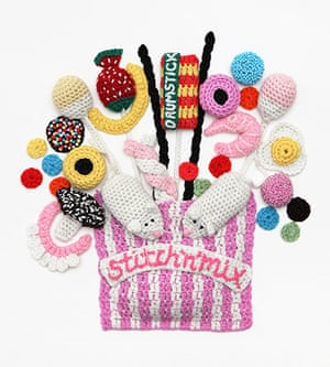 Crocheted delicacies: A traditional stitch n mix