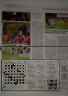 The Independent crossword