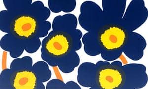 Marimekko floral design