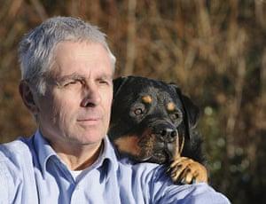 Dog photographer: Amanda Hawes' Rottweiler