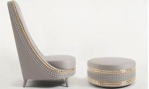 Salon collection by designer, Lee Broom