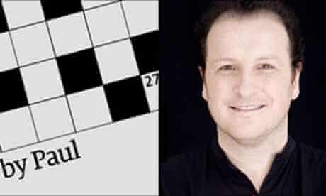 Meet the crossword setter: Paul