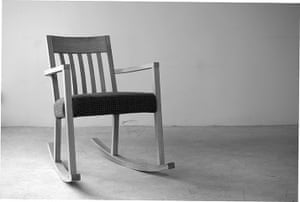 Design Junction : Aodh 'The malty' rocking chair