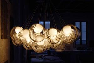 Design Junction : Bocci 28 Series chandelier