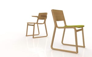 Design Junction : Theo Chair by Simon Pengelly for Chorus